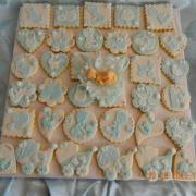 Torta linecké na krst