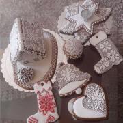 Torta Ešte niečo vianočne