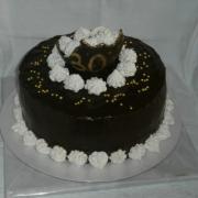 Torta pre mladú dámu
