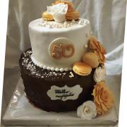 Torta Narodeninová elegantná...