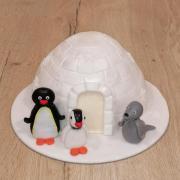 Torta Pingu