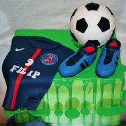 Torta FC Paris Saint Germain