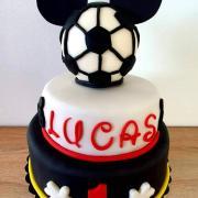 Torta Futbalový Mickey