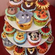 Torta Muffiny pre deti