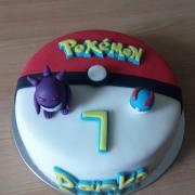 Torta Pokemón