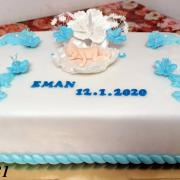 Torta do krstu