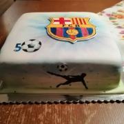 Torta Futbalova