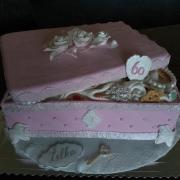 Torta Šperkovnica