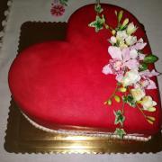 Torta Maminke od detí