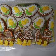 """Torta perníky do """"kuriatkovej"""" škôlky"""