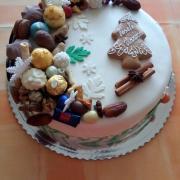 Torta Vianočná 2