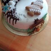 Torta Vianočná 1