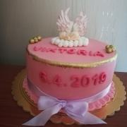 Torta Krstinova
