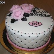 Torta Jednoduche na 60.