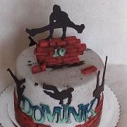 Torta Parkúr