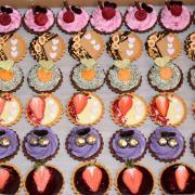 Torta Svadobné tartaletky