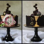 Torta Double-sided torta