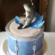 Torta Witcher ryba
