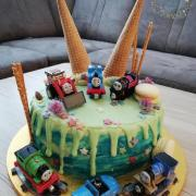 Torta Thomas and Friends
