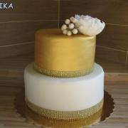 Torta Zlata na 70.