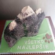 Torta Narodeninová HORY