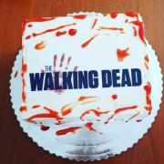 Torta Walking dead