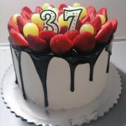 Torta Narodeninová ovocna
