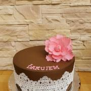 Torta Tortička ako poďakovanie