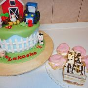 Torta malý gazdovský dvor