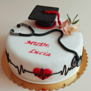 Torta K promócii