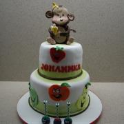 Torta opička a ovocníčkovia