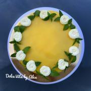 Torta Citrónová tortička