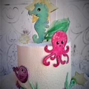 Torta Letná detská tortička