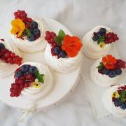 Torta Mini Pavlovky...
