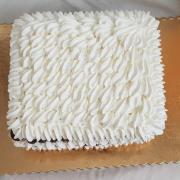 Torta Penový štvorec...