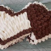 Torta Penové dvojsrdce...
