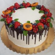 Torta Letná drip torta...