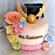 Torta Netradičná promočná