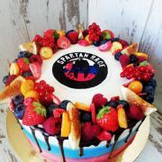 Torta Spartan