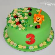 Torta S mačičkou