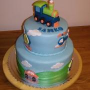 Torta Samkovi na želanie