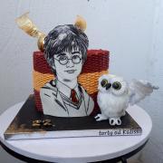 Torta Harry Potter