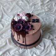 Torta Drip