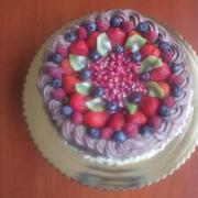 Torta ovocná tortička