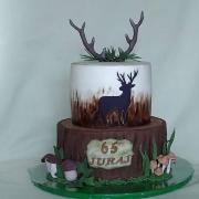 Torta poľovnícka