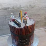 Torta Sud s ľadom