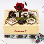 Torta Na ľudovú nôtu