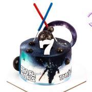 Torta Star wars 2
