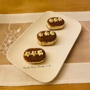 Torta Medové ovaliky