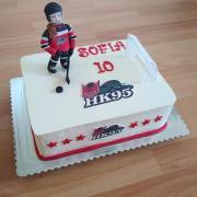 Torta Pre malú hokejistku